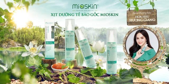 Xịt dưỡng da Mioskin - lần đầu tiên xuất hiện tại Việt Nam - 2