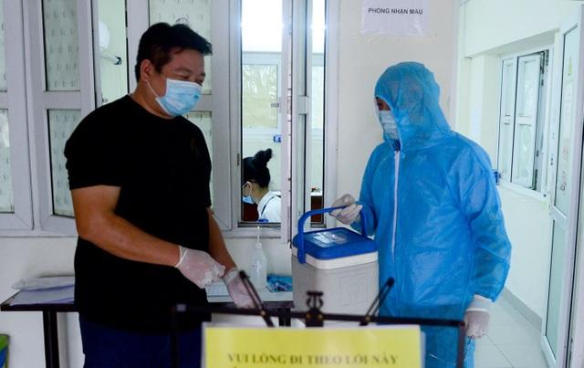 Tiếp tục truy vết người tiếp xúc với chuyên gia Hàn Quốc nghi mắc Covid-19 - 2