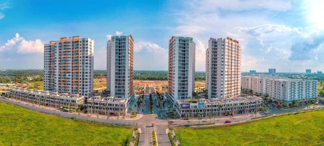 Đề xuất xây tầng lánh nạn ở chung cư - 1