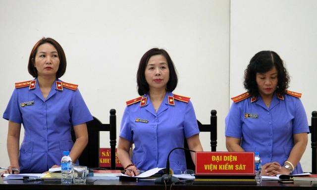 Xét xử đại án BIDV: Đề nghị mức án cao nhất đến 19 năm tù - 1