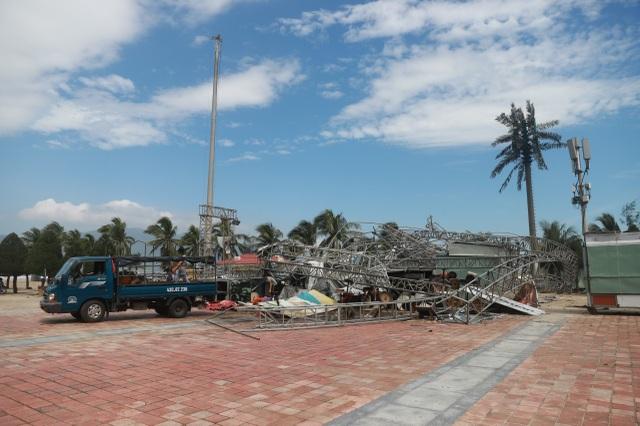 Đà Nẵng khắc phục nhanh hậu quả do bão số 9 - 7