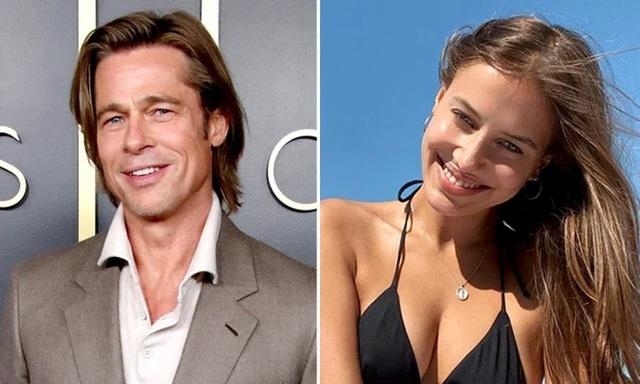 Brad Pitt chia tay bạn gái 9X - 1