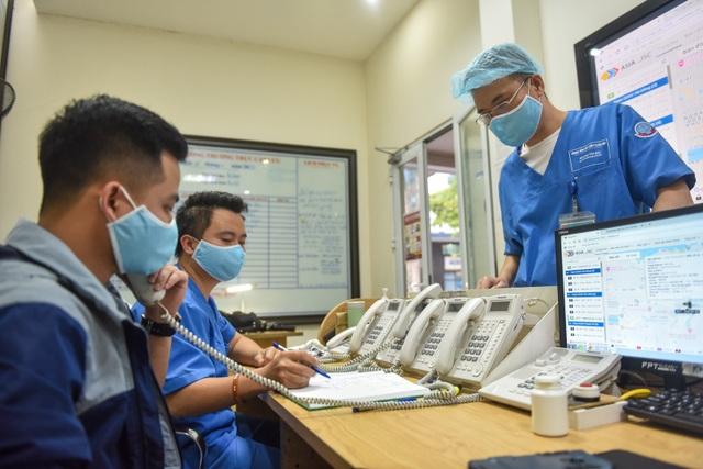 Bác sĩ 115 cấp cứu bệnh nhân chết lâm sàng: Phải tin vào 1% cơ hội sống - 4
