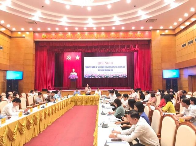 Tìm giải pháp nâng cao chất lượng đào tạo nghề cho lao động nông thôn - 1