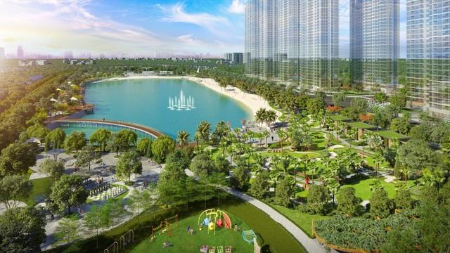 Sống xanh cho cuộc sống an lành tại Imperia Smart City - 1