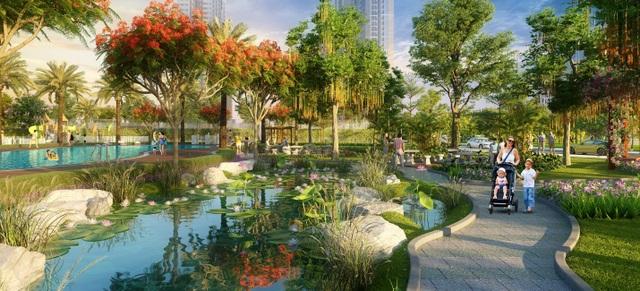 Sống xanh cho cuộc sống an lành tại Imperia Smart City - 2