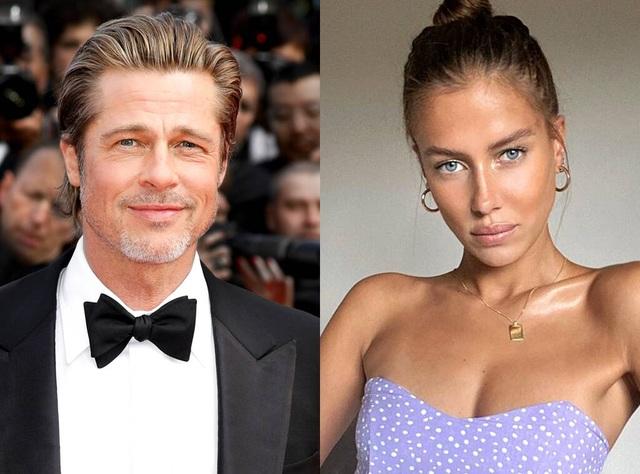 Brad Pitt chia tay bạn gái 9X - 5
