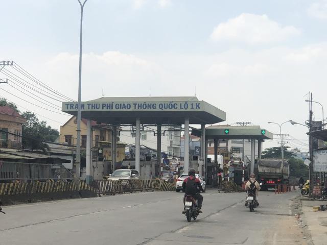 Thêm 1 trạm thu phí ở cửa ngõ Đồng Nai chuẩn bị tạm dừng hoạt động - 1