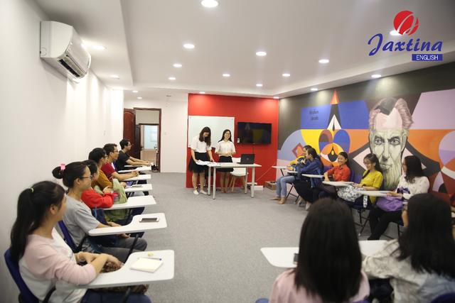 Trung tâm Anh ngữ Jaxtina - môi trường làm việc lý tưởng cho giáo viên tiếng Anh - 4
