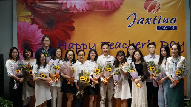 Trung tâm Anh ngữ Jaxtina - môi trường làm việc lý tưởng cho giáo viên tiếng Anh - 5