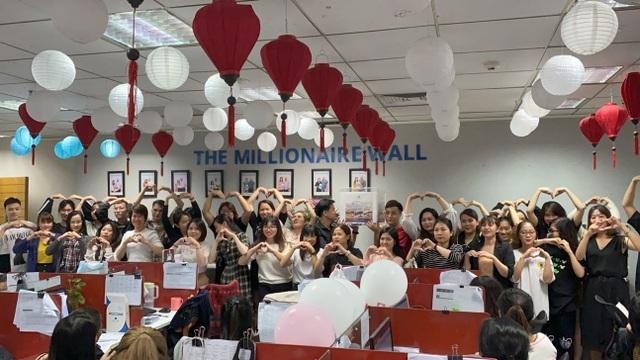 Công ty Vịnh Thiên Đường đóng góp sức người sức của cùng quỹ HOPE hướng về miền Trung - 2
