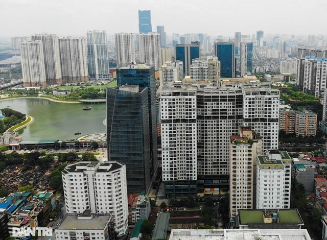 Thị trường địa ốc Hà Nội đang phát triển đối xứng về 2 cực Đông - Tây - 1