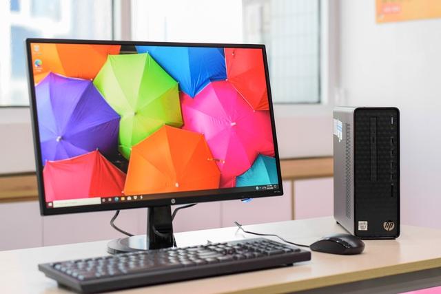 Tối ưu không gian văn phòng với HP Slim S01 - 1