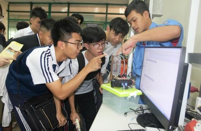 Nam Định: Đổi mới nội dung, phương pháp, hình thức giáo dục hướng nghiệp - 1