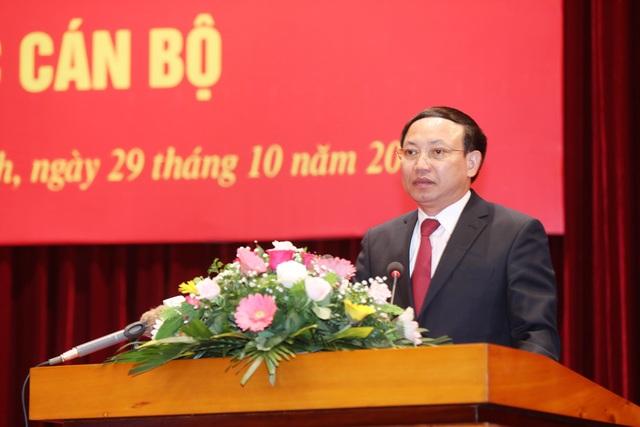 Thứ trưởng Bộ Xây dựng làm Phó Bí thư Tỉnh ủy Quảng Ninh - 2