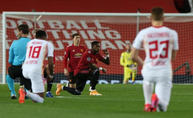 Những khoảnh khắc chiến thắng tưng bừng của Man Utd trước RB Leipzig - 1