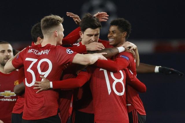 Những khoảnh khắc chiến thắng tưng bừng của Man Utd trước RB Leipzig - 13