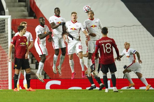 Những khoảnh khắc chiến thắng tưng bừng của Man Utd trước RB Leipzig - 15