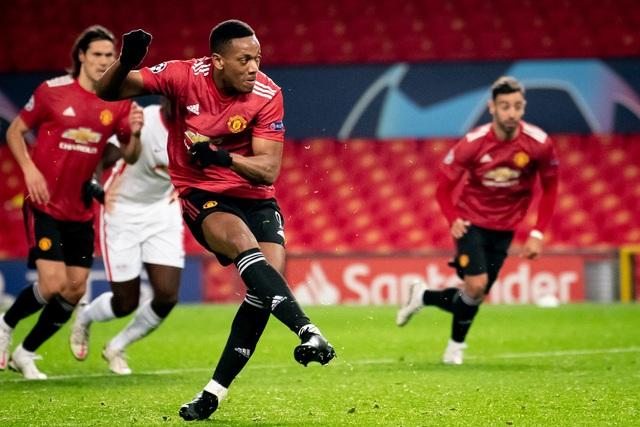 Những khoảnh khắc chiến thắng tưng bừng của Man Utd trước RB Leipzig - 18