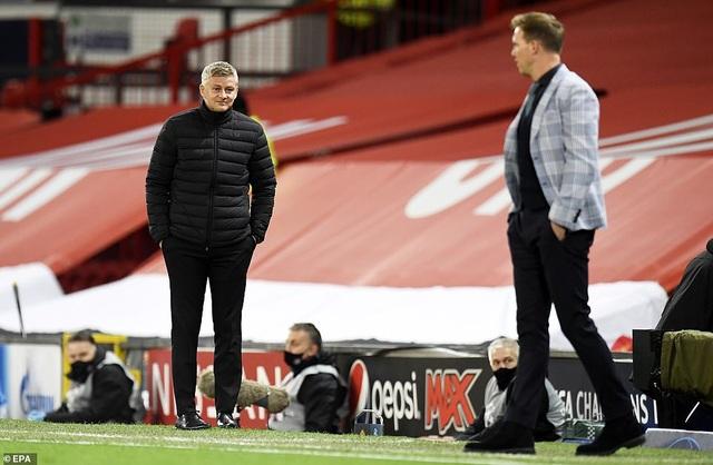 Những khoảnh khắc chiến thắng tưng bừng của Man Utd trước RB Leipzig - 19