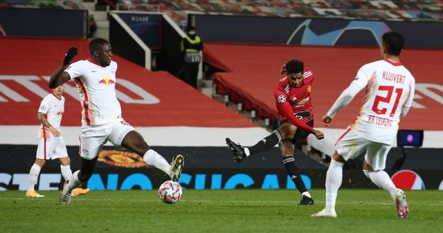 Những khoảnh khắc chiến thắng tưng bừng của Man Utd trước RB Leipzig - 20