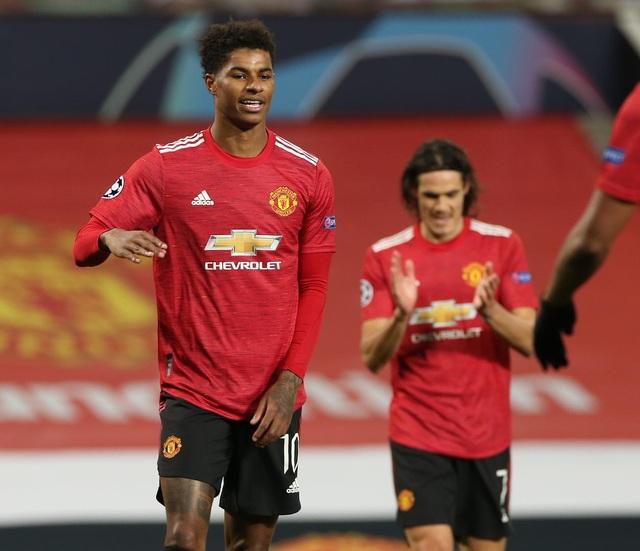 Những khoảnh khắc chiến thắng tưng bừng của Man Utd trước RB Leipzig - 21