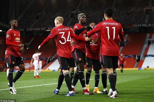 Những khoảnh khắc chiến thắng tưng bừng của Man Utd trước RB Leipzig - 6