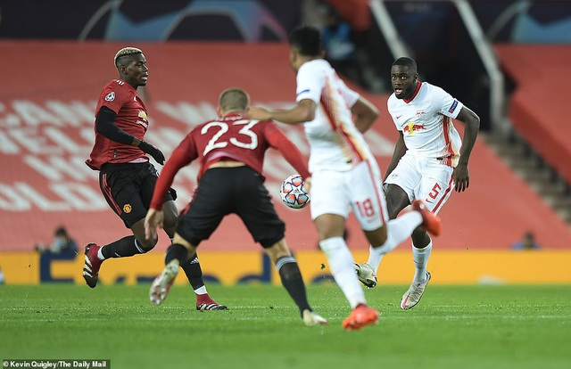 Những khoảnh khắc chiến thắng tưng bừng của Man Utd trước RB Leipzig - 7