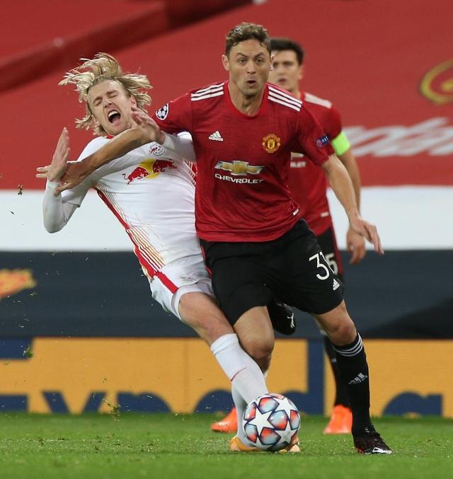Những khoảnh khắc chiến thắng tưng bừng của Man Utd trước RB Leipzig - 8