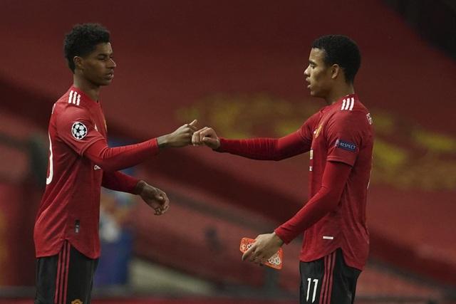 Những khoảnh khắc chiến thắng tưng bừng của Man Utd trước RB Leipzig - 10
