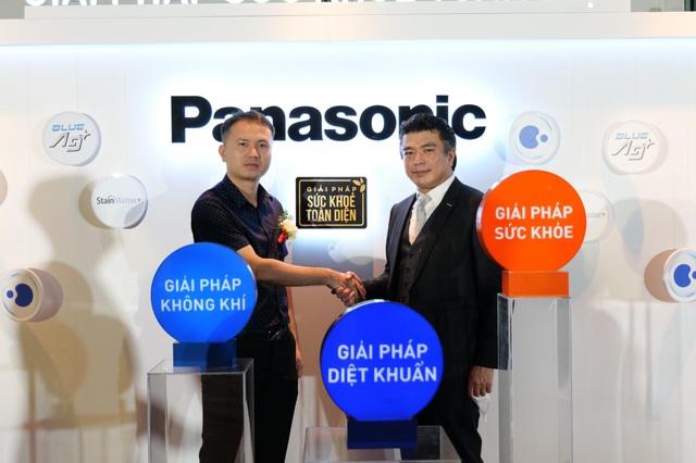 Panasonic cùng Thế Giới Điện Giải chăm sóc sức khỏe người tiêu dùng - 3