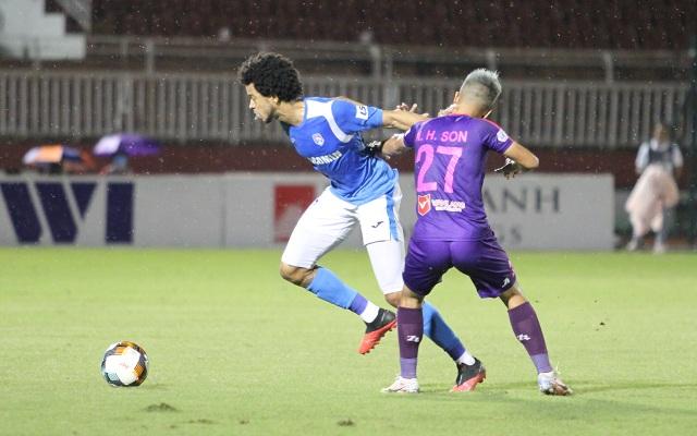 Vượt qua Than Quảng Ninh, Sài Gòn FC lên ngôi nhì bảng V-League - 1