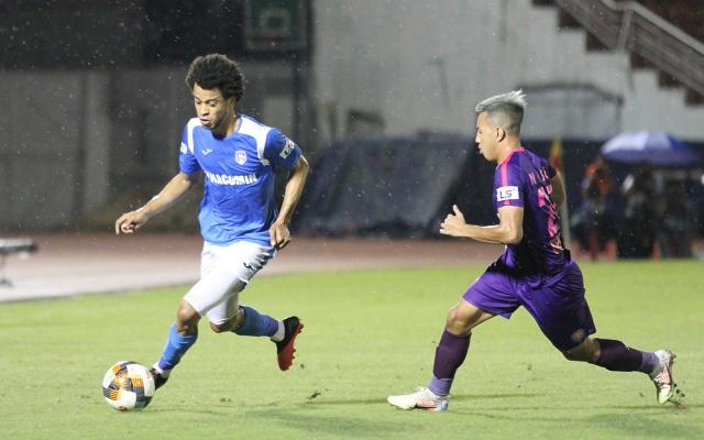 Vượt qua Than Quảng Ninh, Sài Gòn FC lên ngôi nhì bảng V-League - 3
