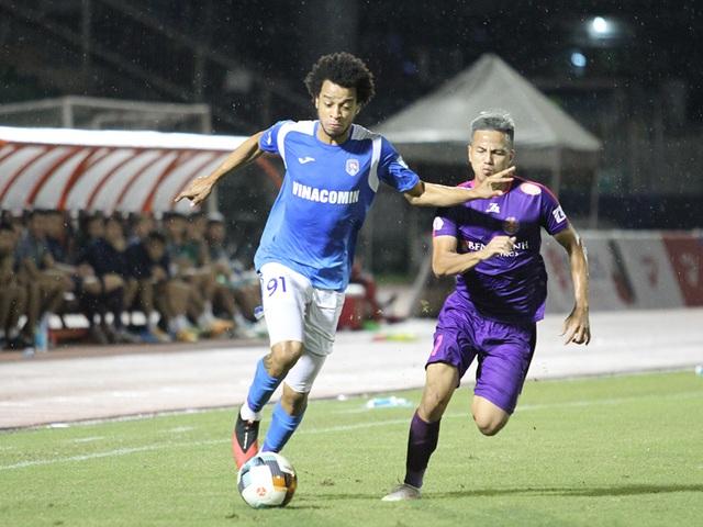 Vượt qua Than Quảng Ninh, Sài Gòn FC lên ngôi nhì bảng V-League - 7