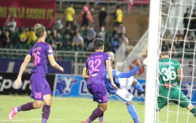 Vượt qua Than Quảng Ninh, Sài Gòn FC lên ngôi nhì bảng V-League - 5