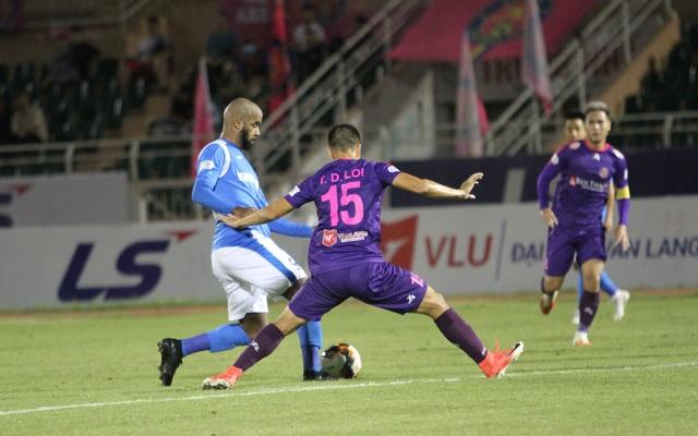 Vượt qua Than Quảng Ninh, Sài Gòn FC lên ngôi nhì bảng V-League - 4