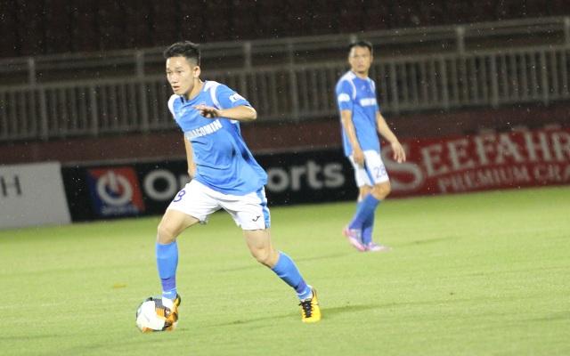 Vượt qua Than Quảng Ninh, Sài Gòn FC lên ngôi nhì bảng V-League - 2