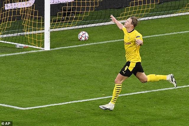 Sancho và Haaland cùng nổ súng giúp Dortmund thắng trận đầu tiên - 3