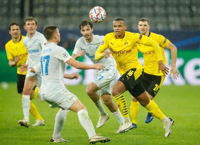 Sancho và Haaland cùng nổ súng giúp Dortmund thắng trận đầu tiên - 1