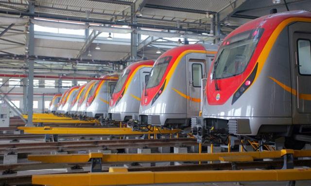 Tuyến Metro đầu tiên của Pakistan do Trung Quốc đầu tư chính thức lăn bánh - 3