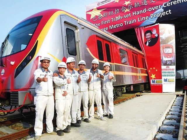 Tuyến Metro đầu tiên của Pakistan do Trung Quốc đầu tư chính thức lăn bánh - 4