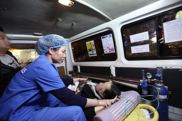 Bác sĩ 115 cấp cứu bệnh nhân chết lâm sàng: Phải tin vào 1% cơ hội sống - 6
