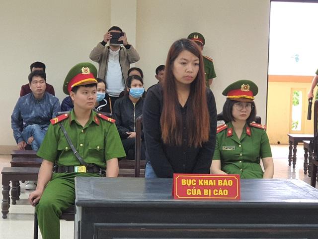 Nữ quái bắt cóc cháu bé 2 tuổi ở Bắc Ninh bị tuyên 5 năm tù - 1