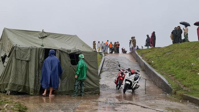 Nước sông Lam dâng cao đêm nay nguy cơ nhấn chìm hàng ngàn hộ dân ngoài đê - 10