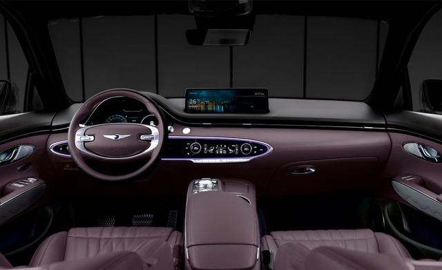 Genesis GV70 2021 - xe Hàn Quốc cạnh tranh SUV hạng sang của Đức - 3