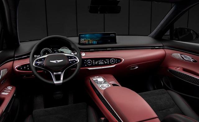 Genesis GV70 2021 - xe Hàn Quốc cạnh tranh SUV hạng sang của Đức - 10