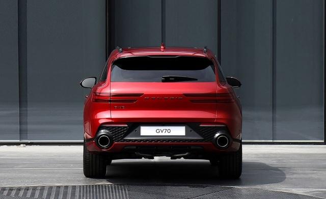 Genesis GV70 2021 - xe Hàn Quốc cạnh tranh SUV hạng sang của Đức - 9