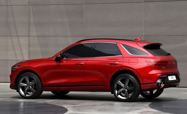 Genesis GV70 2021 - xe Hàn Quốc cạnh tranh SUV hạng sang của Đức - 7