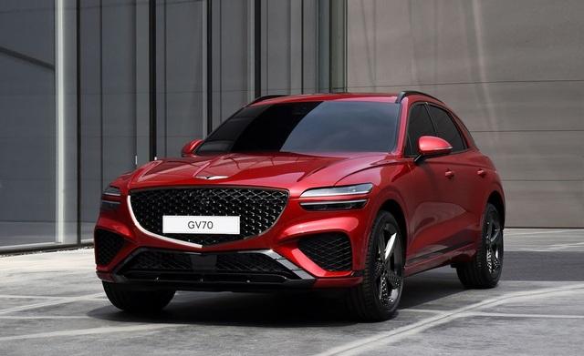 Genesis GV70 2021 - xe Hàn Quốc cạnh tranh SUV hạng sang của Đức - 6