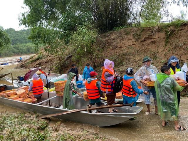 Vùng lũ tại Quảng Bình được hỗ trợ tổng trị giá hơn 50 tỷ đồng - 1